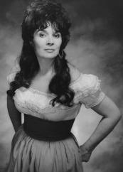 Vivian as Nedda in Pagliacci