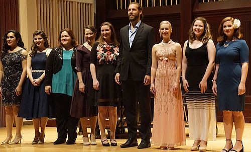 2017 Quest for the Best Graduate Singers