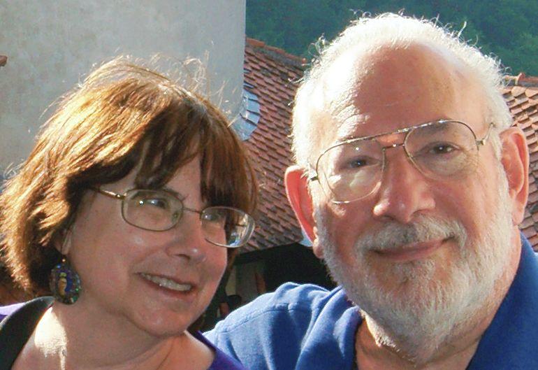 Susan and Frank Finkenberg